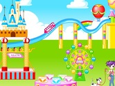 Decorated-in-a-game-park