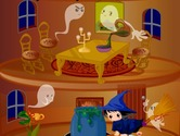 Decorating-a-home-game-witch