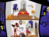 Decoration-game-for-halloween