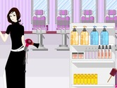 Decoration-game-in-a-beauty-salon-and-hair
