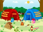 Decoration-game-to-camping