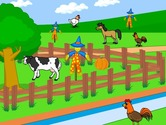 Decoration-in-a-game-farm