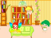Play-house-decorating-with-fairies