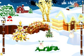 Decoration-game-for-christmas