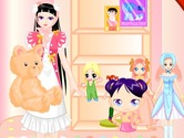 Forbairt-cluiche-i-store-dolls